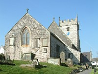 St Bridget's Church, St Brides Major