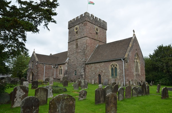 Shirenewton church