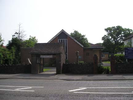All Saints' Church, Cyncoed