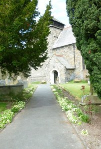 St Idloes approach